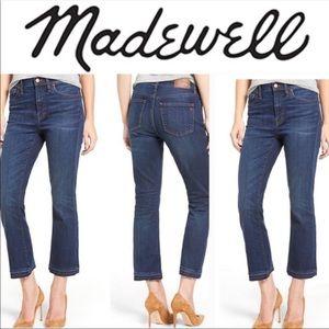 Madewell Cali Demi Bootcut Released Hem Edition 27